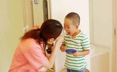 将来の口腔内のトラブルの予防